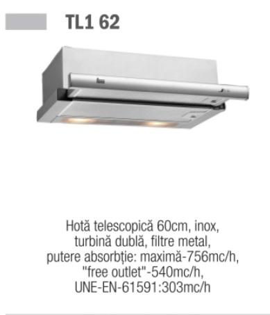 Hota Teka TL1 62