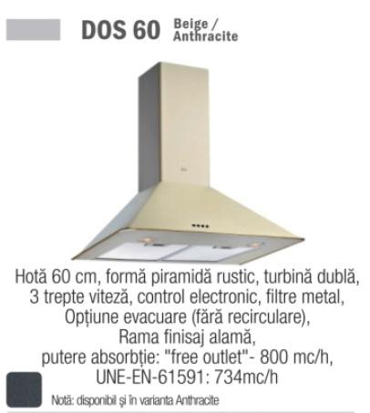 Hota Teka DOS 60