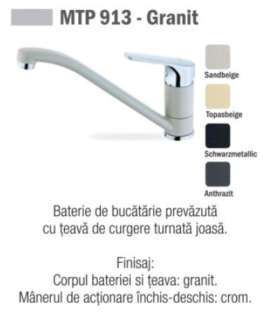 Baterie TEKA 978 Granit